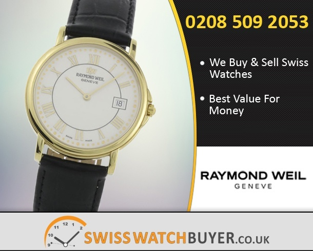 Buy Raymond Weil Classic Watches