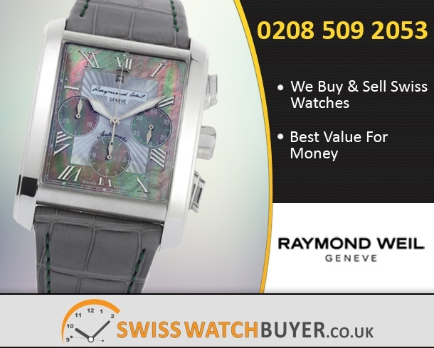 Buy Raymond Weil Don Giovanni Watches