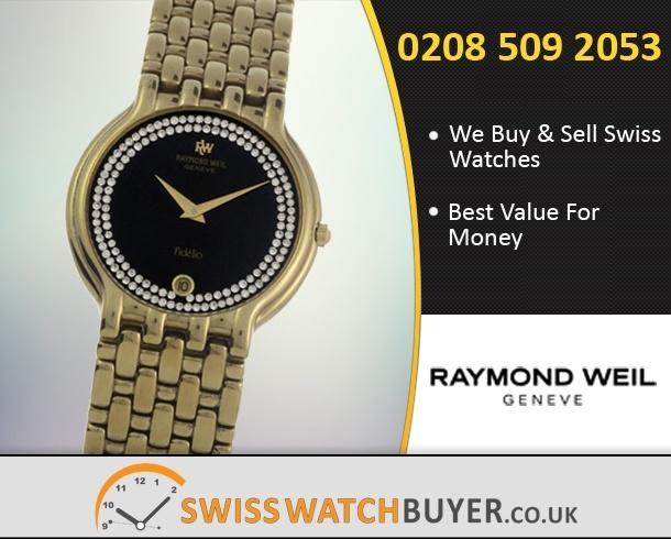 Buy Raymond Weil Fidelio Watches