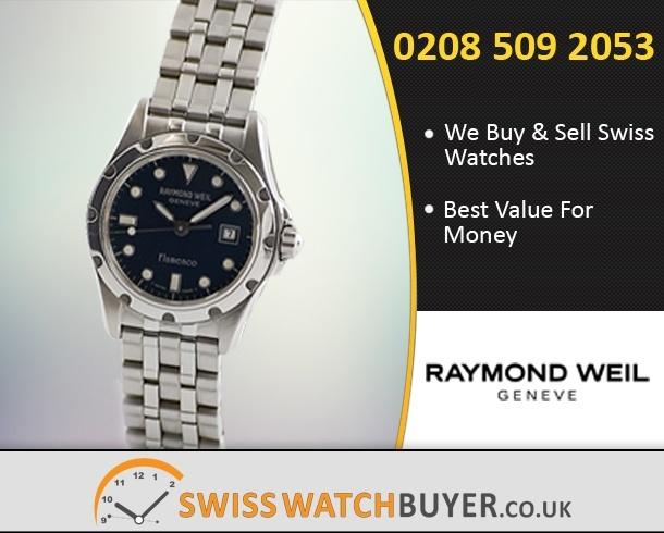 Value Raymond Weil Flamenco Watches