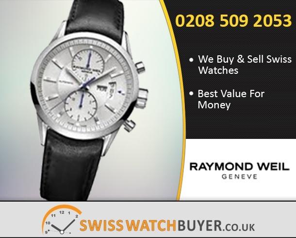 Buy Raymond Weil Freelancer Watches
