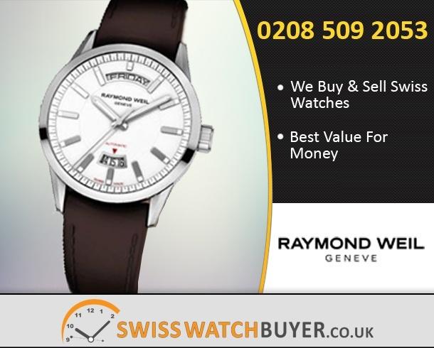 8ec5af7ba20 Free Valuation Of Raymond Weil Freelancer Men s Watch