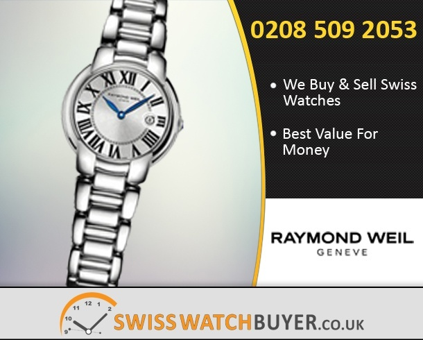 Sell Your Raymond Weil Jasmine Watches