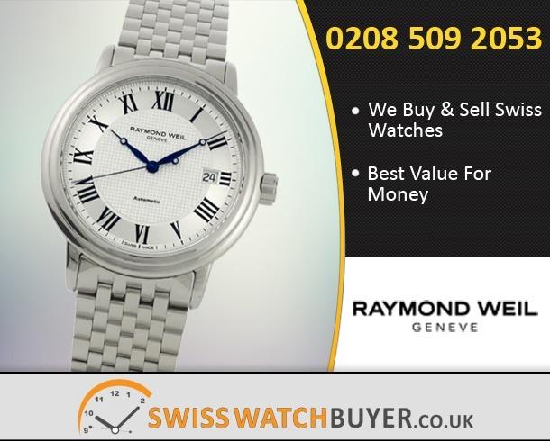 Buy Raymond Weil Maestro Tradition Watches