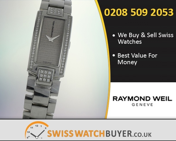 Sell Your Raymond Weil Shine Watches