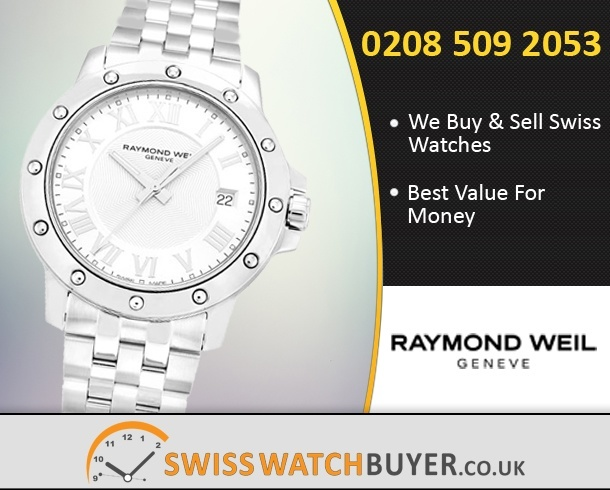 Buy or Sell Raymond Weil Tango Watches