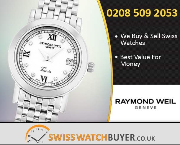 Buy Raymond Weil Toccata Watches