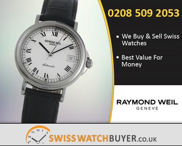 Buy or Sell Raymond Weil Tradition Watches