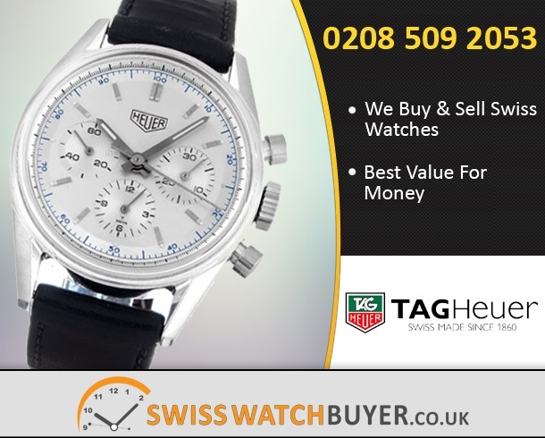 Sell My Tag Heuer Carrera For Cash or Trade In   Swiss Watch Buyer UK