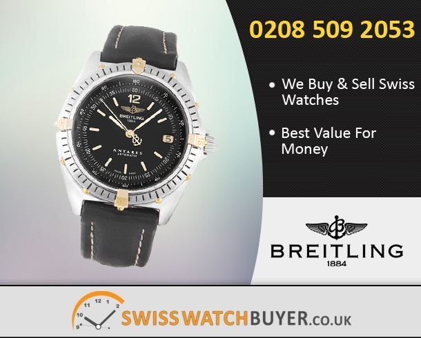 Breitling Antares Watches For Sale Lowest Prices Swiss Watch Buyer Uk