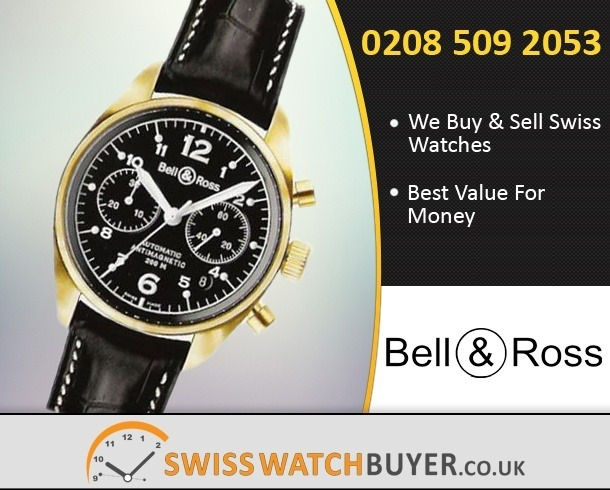 Buy Bell and Ross 18ct Watches
