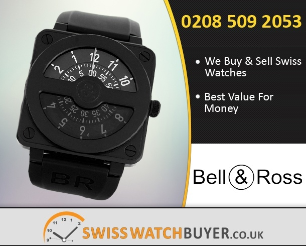 Buy or Sell Bell and Ross BR01-92 Watches