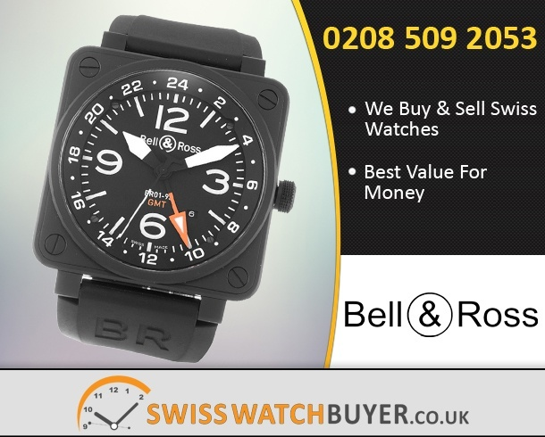 Buy or Sell Bell and Ross BR01-93 Watches