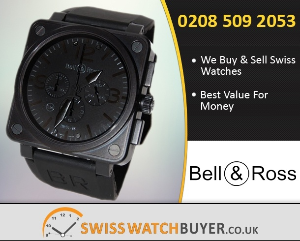 Buy Bell and Ross BR01-94 Watches
