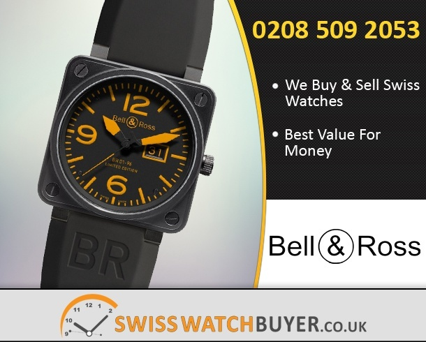 Sell Your Bell and Ross BR01-96 Watches