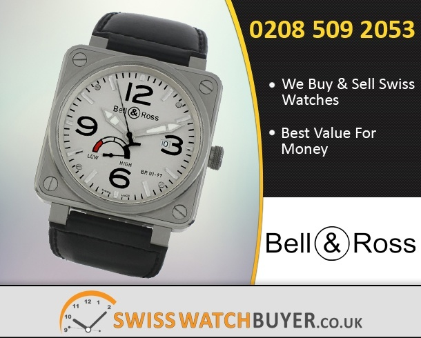 Sell Your Bell and Ross BR01-97 Watches