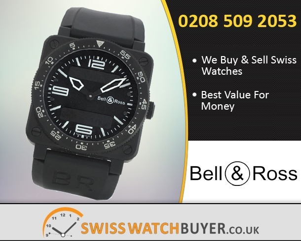 Sell Your Bell and Ross BR03 Aviation Watches