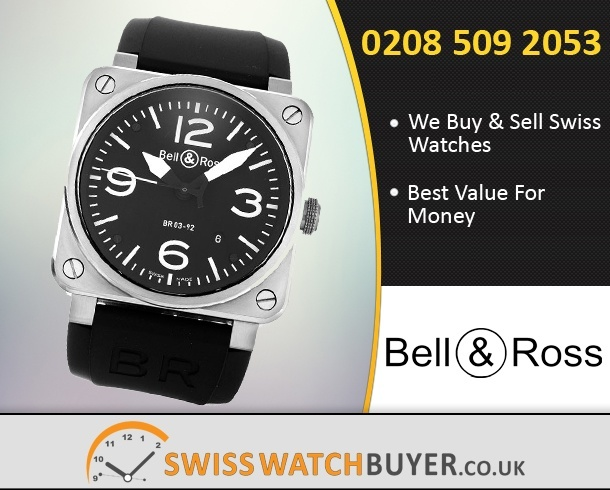 Sell Your Bell and Ross BR03-92 Watches