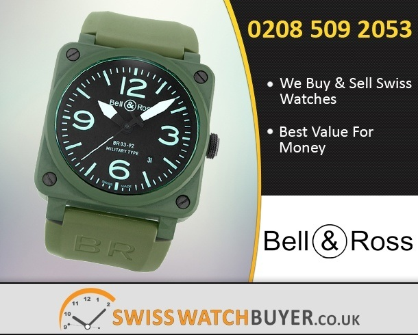Buy Bell and Ross BR03-92 Watches