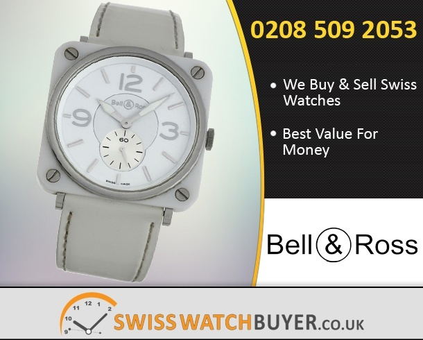 Sell Your Bell and Ross BRS Watches