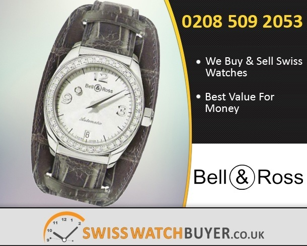 Buy Bell and Ross Mystery Diamond Watches