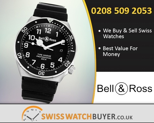 Sell Your Bell and Ross Professional Collection Watches