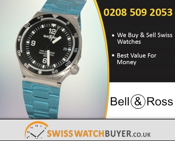 Buy Bell and Ross Professional Collection Watches