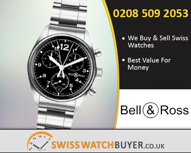 Sell Your Bell and Ross Vintage 120 Watches