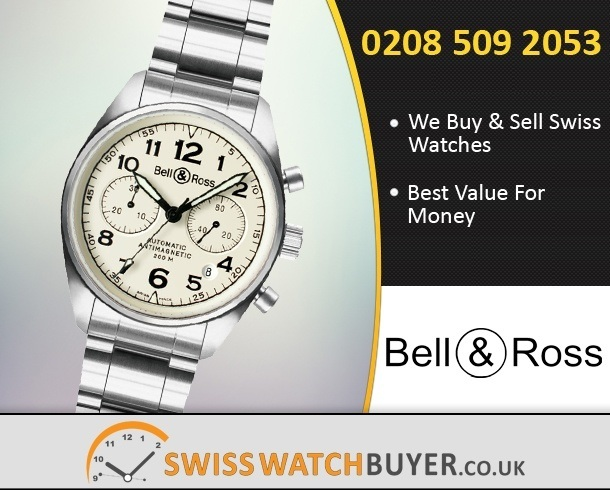 Sell Your Bell and Ross Vintage 126 Watches