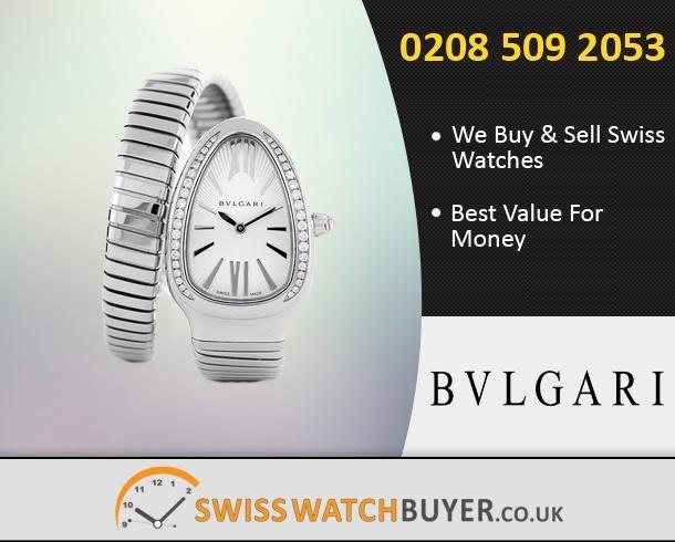 Buy Bvlgari Serpenti Watches