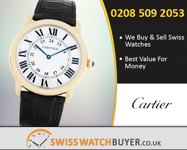 Buy or Sell Cartier Ronde Solo Watches