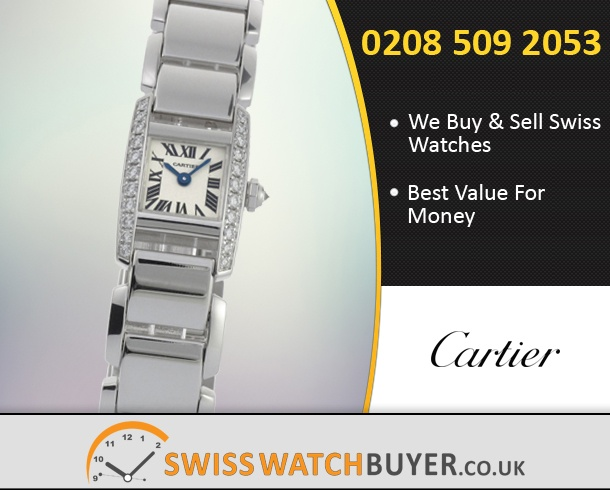 Buy or Sell Cartier Tankissime Watches