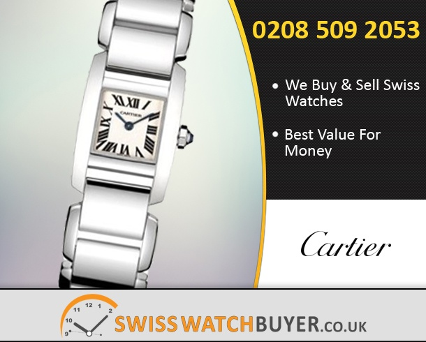 Buy Cartier Tankissime Watches
