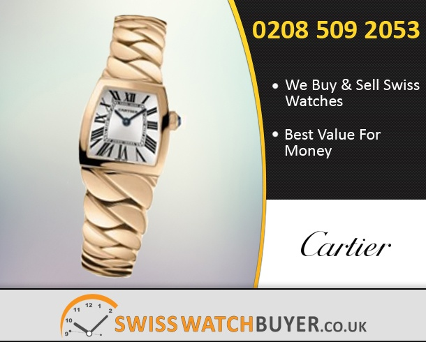 Sell Your Cartier La Dona de Watches