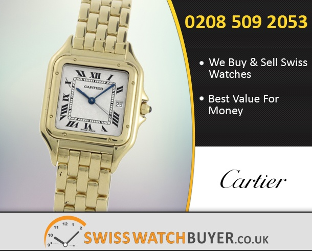 Buy Cartier Panthere Watches