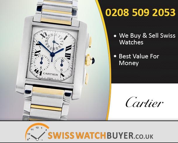 Buy Cartier Chronoflex Watches