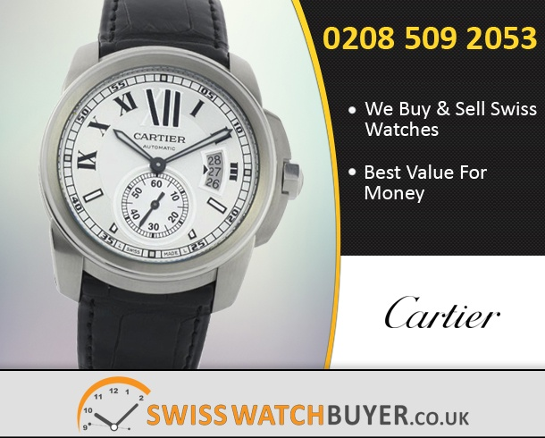 Buy Cartier Calibre de Watches