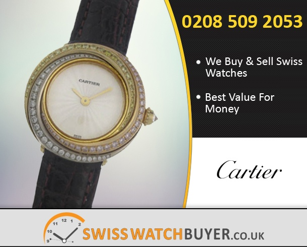 Sell Your Cartier Haute Joaillerie Watches