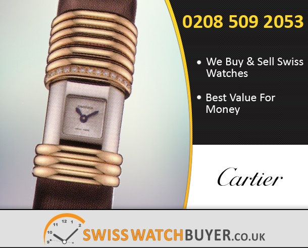 Sell Your Cartier Declaration Watches