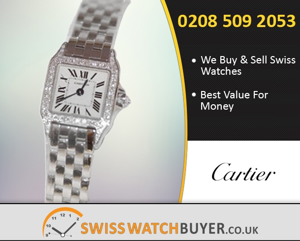 Buy or Sell Cartier Santos Demoiselle Watches