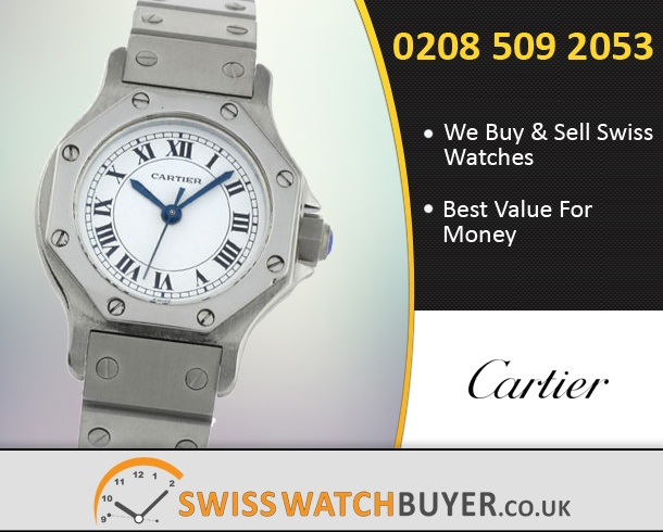 Sell Your Cartier Cougar Watches