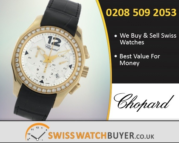 Sell Your Chopard Elton John Watches