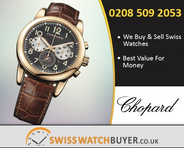 Buy or Sell Chopard Grand Prix Watches