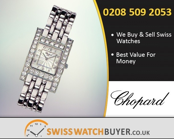 Buy or Sell Chopard Happy Diamonds Watches