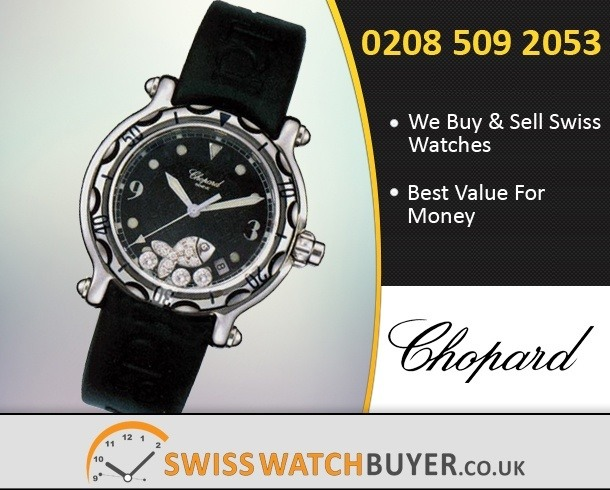 Buy or Sell Chopard Happy Fish Happy Beach Watches
