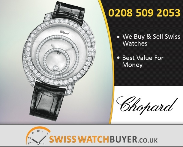 Buy Chopard Happy Spirit Watches