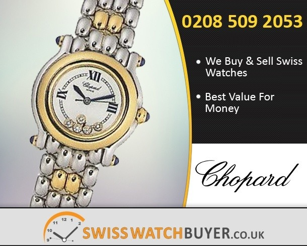 Sell Your Chopard Happy Sport Watches