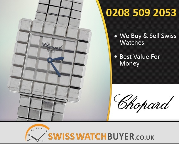 Buy or Sell Chopard Ice Cube Watches