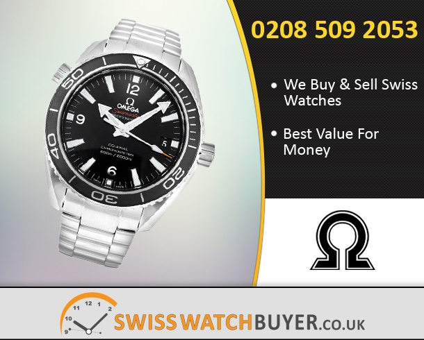Buy OMEGA Planet Ocean Watches