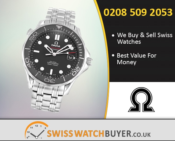 Buy or Sell OMEGA Seamaster 300m Co-Axial Watches